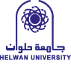 Logo Helwan University